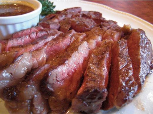 【熟成肉】ドライエイジングビーフステーキ