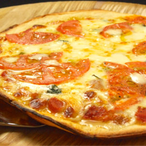トリプルチーズのマルゲリータ