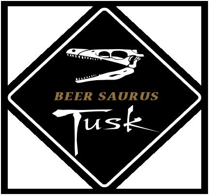 BEER SAURUS TUSK