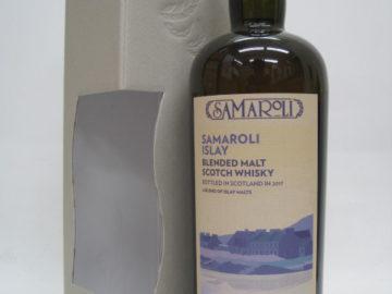 サマローリ社 ブレンデッドアイラモルト 43%