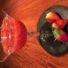 苺のコスモポリタン