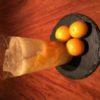 キンカンと生姜のモスコミュール