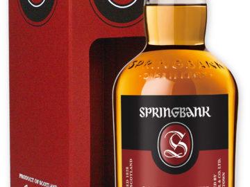 スプリングバンク12年 カスクストレングス 55.3%