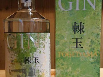 Musashino Distillery クラフトジン 棘玉